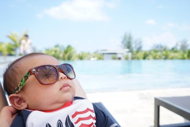 赤ちゃん水着